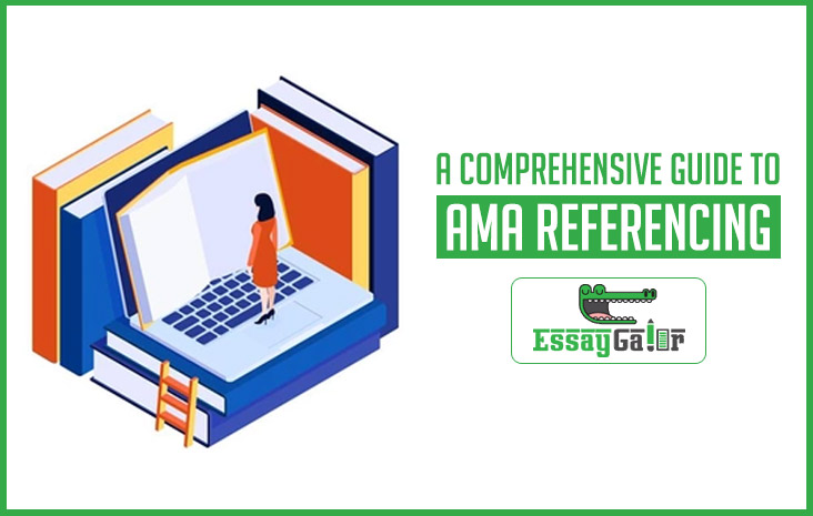 Guide to AMA Referencing