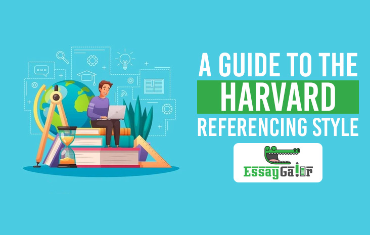 A Guide To The Harvard Referencing Style