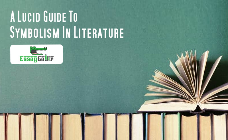 symbolism in literary terms