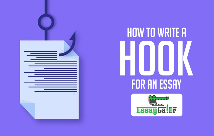How to write a hook for an essay?