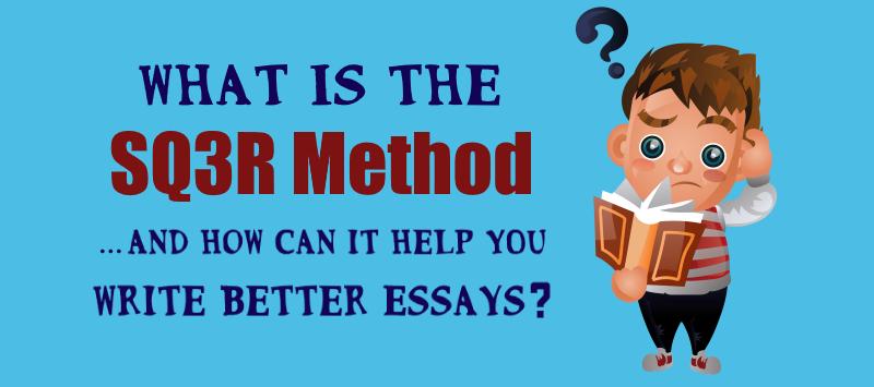 sq3r method essay