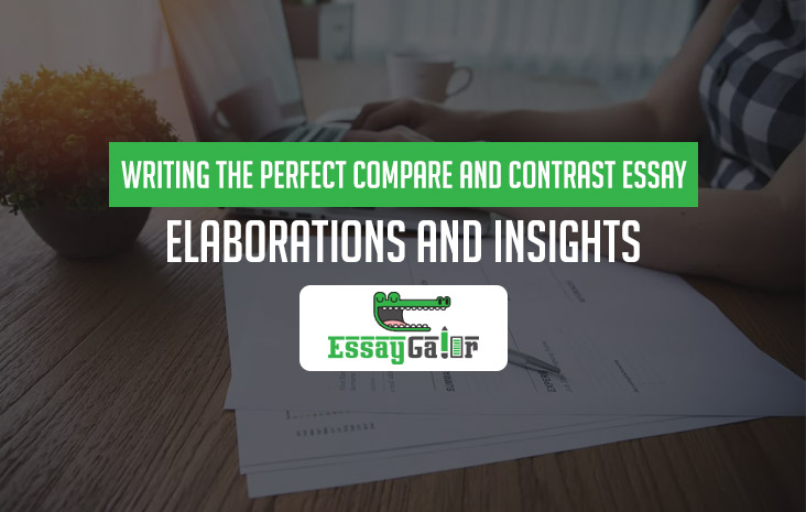 Writing the Perfect Compare and Contrast Essay